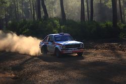 Burak Türkkan, Onur Aslan, Ford Escort Mk2 H2, Parkur Racing