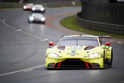 #95 Aston Martin Racing Aston Martin Vantage AMR: Марко Сьоренсен, Нікі ТІім, Даррен Тьорнер