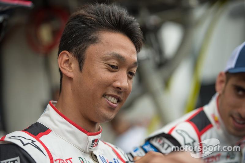中嶋一貴(F1出走 36回):#8 Toyota Gazoo Racing Toyota TS050