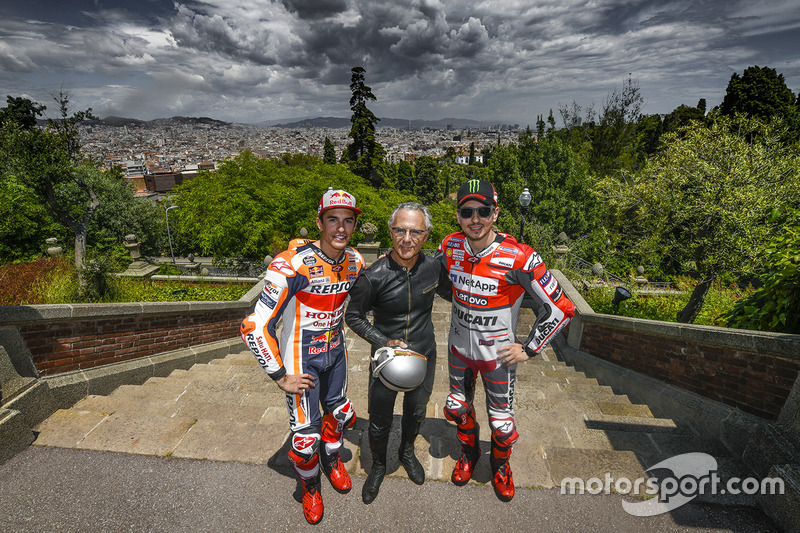 Salvador Cañellas, Marc Marquez, Repsol Honda Team, Jorge Lorenzo, Ducati Team