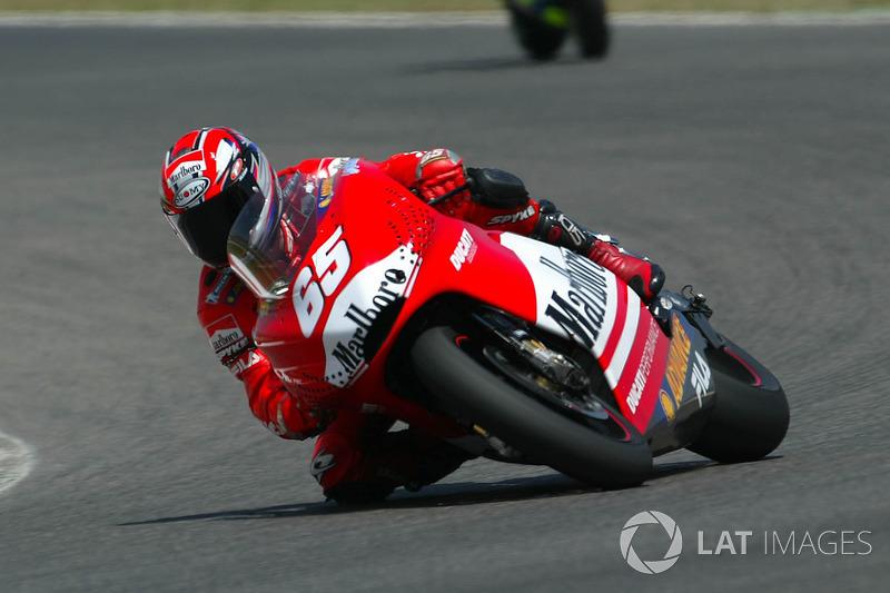 Ducati Desmosedici 2003 - Loris Capirossi