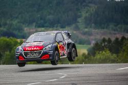 Sébastien Loeb, Team Peugeot Total