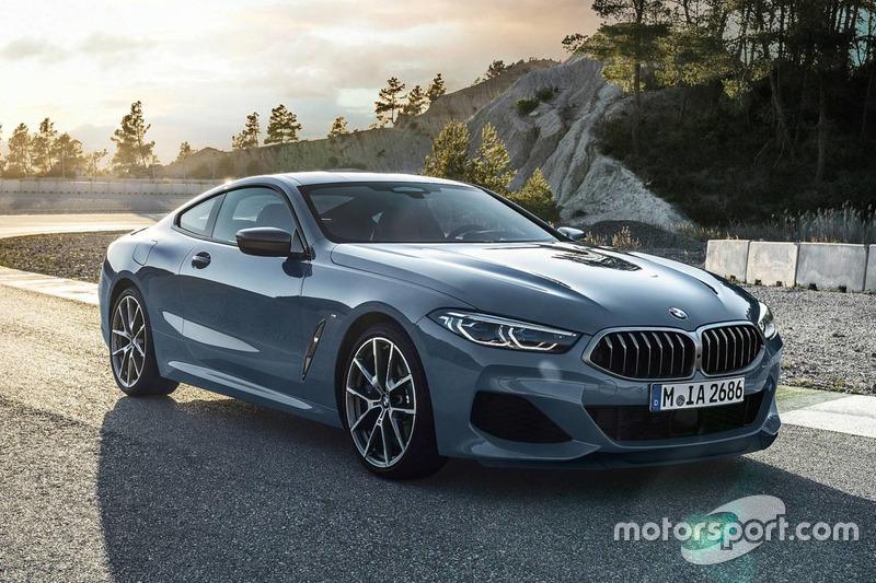 BMW Serie 8 2019 року