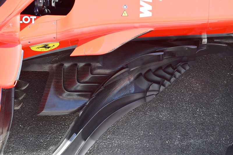 Bargeboard Ferrari