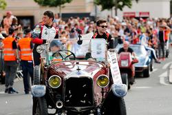 Гонщики TDS Racing Франсуа Перродо, Матье Ваксивьер и Лоик Дюваль
