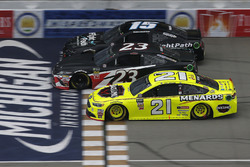 Paul Menard, Wood Brothers Racing, Ford Fusion Menards / Jack Links Gray Gaulding, BK Racing, Toyota