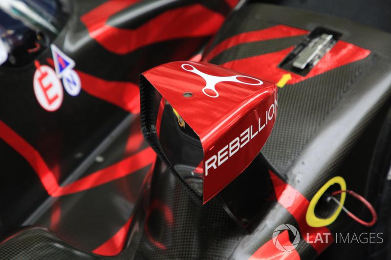Rebellion Racing, dettaglio