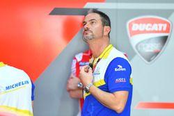 Piero Taramasso, gerente del Motorsport Michelin de dos ruedas