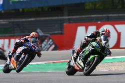 Jonathan Rea, Kawasaki Racing, Michael van der Mark, Pata Yamaha