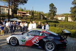 La Porsche 911 GT3 Cup di Alessio Rovera, Tsunami RT