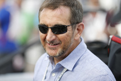 Il padre di Zach Veach, Roger Veach, Andretti Autosport Honda