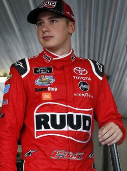 Christopher Bell, Joe Gibbs Racing, Toyota Camry Ruud-Meier Supply