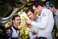 Sébastien Ogier, Julien Ingrassia, M-Sport Ford WRT Ford Fiesta WRC, Thierry Neuville, Hyundai Motor