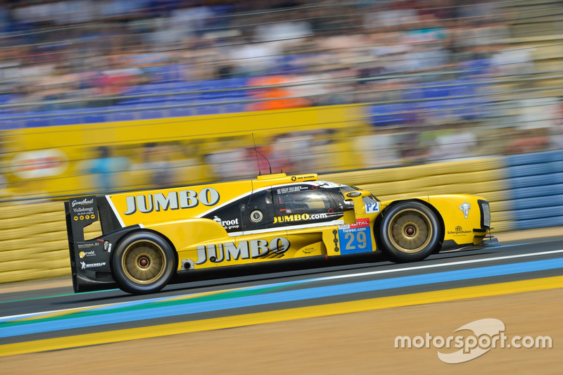 13. LMP2: #29 Racing Team Nederland, Dallara P217