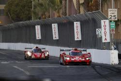 #31 Action Express Racing Cadillac DPi, P: Eric Curran, Felipe Nasr, #99 JDC/Miller Motorsports ORECA 07, P: Stephen Simpson, Mikhail Goikhberg