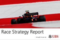 James Allen Race Strategy Report - GP van Oostenrijk