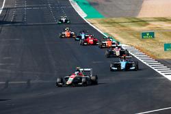 Simo Laaksonen, Campos Racing en David Beckmann, Jenzer Motorsport