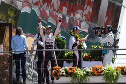 Winnaars #8 Toyota Gazoo Racing Toyota TS050: Sébastien Buemi, Kazuki Nakajima, Fernando Alonso