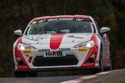 Manuel Amweg , Frédéric Yerly, Toyota Swiss Racing Team, Toyota GT86