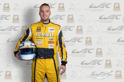 Annuncio Van der Garde LMP2