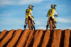 Max Anstie dan Gautier Paulin, Rockstar Husqvarna Factory Racing