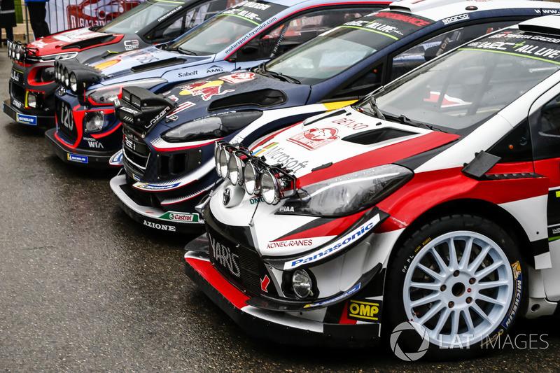 Rallye 2018 wrc