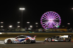 #24 BMW Team RLL BMW M8, GTLM: John Edwards, Jesse Krohn, Nicky Catsburg, Augusto Farfus, #5 Action