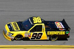Grant Enfinger, ThorSport Racing, Champion Power Equipment/Curb Records Ford F-150