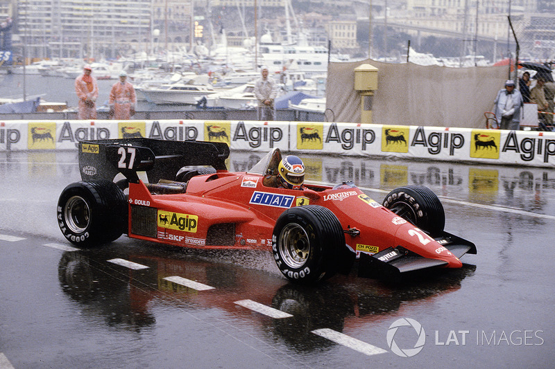 1984年:フェラーリ126C4