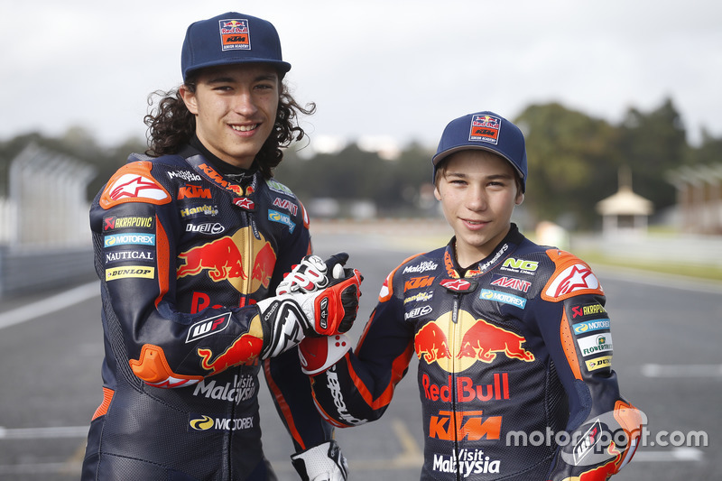 Can and Deniz Oncu, Red Bull KTM Ajo