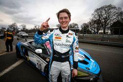 Pole GT4: #10 Equipe Verschuur McLaren 570S GT4: Daniel McKay