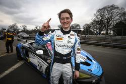 Pole position GT4: #10 Equipe Verschuur McLaren 570S GT4: Daniel McKay