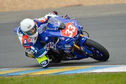 Steven Neumann, Yamaha