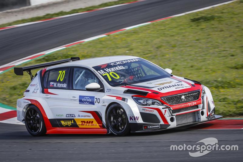 DG Sport Compétition – Peugeot 308 TCR
