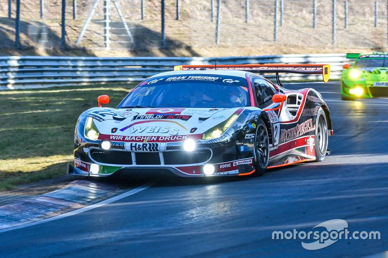#22 Wochenspiegel Team Monschau - Oliver Kainz (Ferrari 488 GT3)