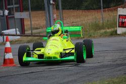 Sabrina Pierroz, Formula Arcobaleno Europa, Ecurie 13 Etoiles