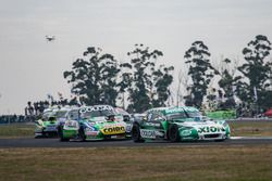 Agustin Canapino, Jet Racing Chevrolet, Gaston Mazzacane, Coiro Dole Racing Chevrolet