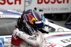 Mattias Ekström, Audi Sport Team Abt Sportsline, Audi A5 DTM und Bruno Spengler, BMW Team RBM, BMW M