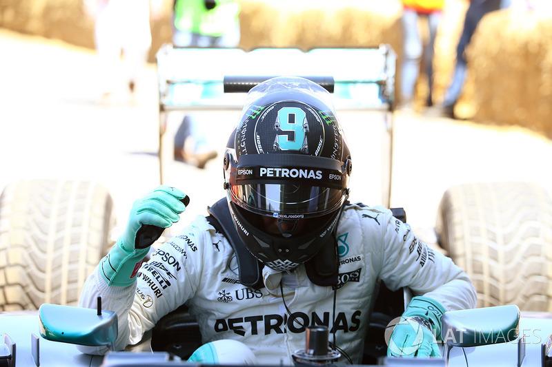 Нико Росберг, Mercedes AMG