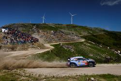 Хейден Пэддон и Себастьян Маршалл, Hyundai i20 WRC, Hyundai Motorsport
