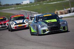 #69 S.A.C. Racing Audi RS 3 LMS Club Sport: AnthonyGeraci