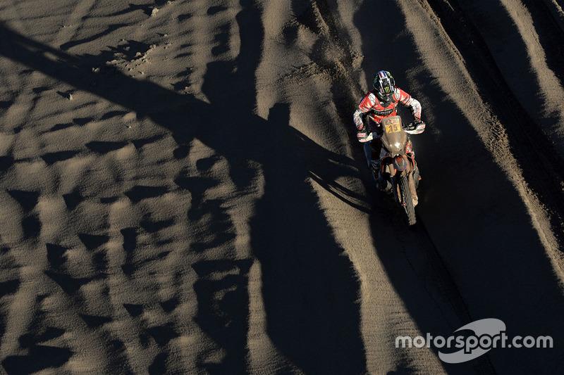 Мишель Метж, Monster Energy Honda Team