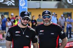 David Ostella & Larry Pegram de M1GT Racing