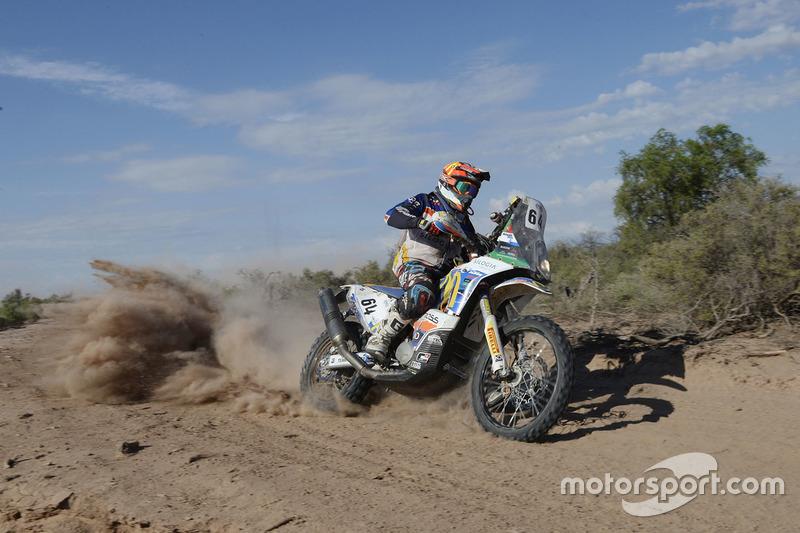 #64 KTM: Goncalo Reis