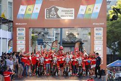 Даниэль Оливерас,Роза Ромеро, Анттонио Гимено, Жерар Фаррес, Himoinsa Racing Team