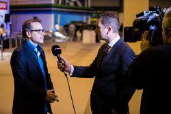 Interview: Jacques Villeneuve