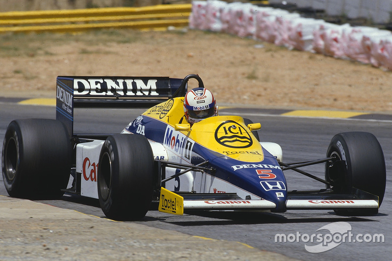 1985: Williams FW10