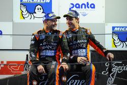 Thomas Biagi, Fabrizio Crestani, Orange1 Team Lazarus