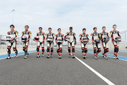 Asia Dream Cup drivers selection