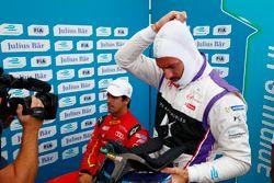Jose Maria Lopez, DS Virgin Racing, e Lucas di Grassi, ABT Schaeffler Audi Sport